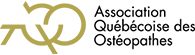 Association Quebecoise Des Osteopathes Logo
